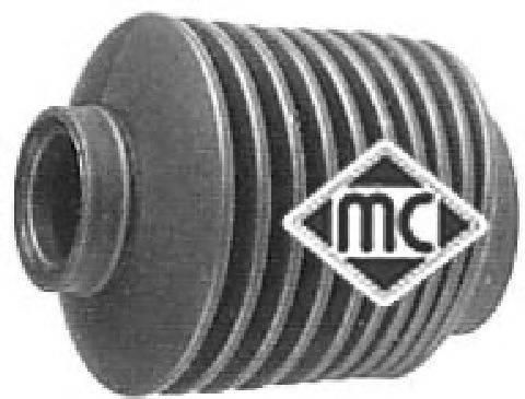 Комплект пылника, рулевое управление METALCAUCHO 01062