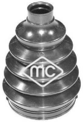 Комплект пылника, приводной вал METALCAUCHO 01111