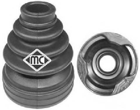Комплект пылника, приводной вал METALCAUCHO 01147