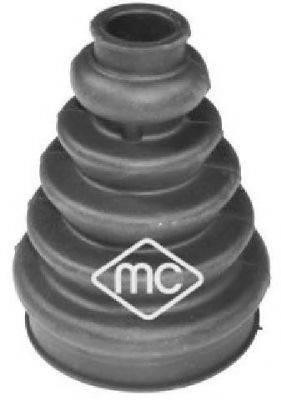 Комплект пылника, приводной вал METALCAUCHO 01159