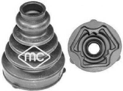 Комплект пылника, приводной вал METALCAUCHO 01174