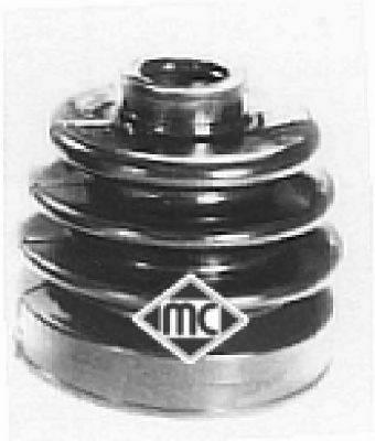 Комплект пылника, приводной вал METALCAUCHO 01198