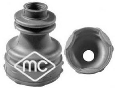 Комплект пылника, приводной вал METALCAUCHO 01267