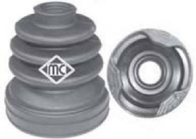 Комплект пылника, приводной вал METALCAUCHO 01283