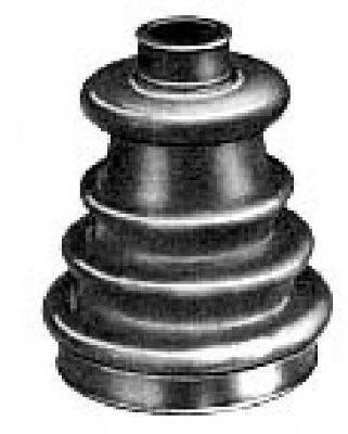 Комплект пылника, приводной вал METALCAUCHO 01285