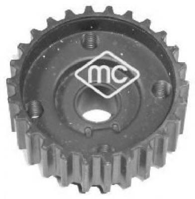 METALCAUCHO 05961 Шестерня, коленчатый вал