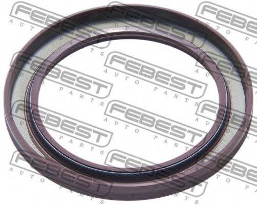 FEBEST 95GBY60800808L Уплотнительное кольцо вала, приводной вал