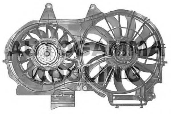 AUTOGAMMA GA200472 Вентилятор, охлаждение двигателя