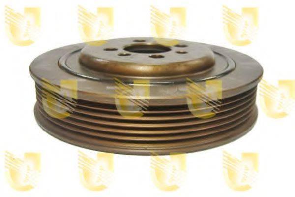 UNIGOM 421808 Ременный шкив, коленчатый вал
