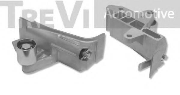 TREVI AUTOMOTIVE TD1544 Успокоитель, зубчатый ремень