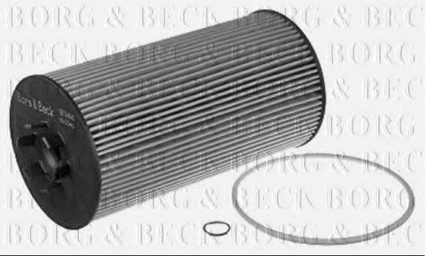 BORG & BECK BFO4141 Масляный фильтр