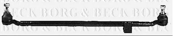 BORG & BECK BDL6062 Продольная рулевая тяга