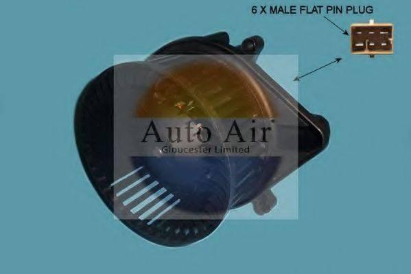 AUTO AIR GLOUCESTER 210008 Вентилятор салона