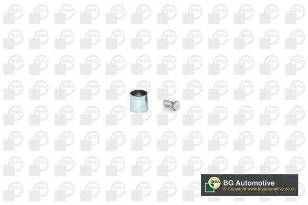 BGA BC01032 Паразитный / Ведущий ролик, зубчатый ремень
