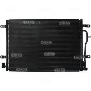 HC-CARGO 260508 Конденсатор, кондиционер
