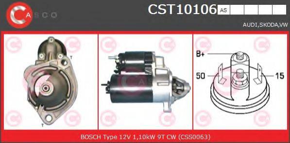 CASCO CST10106AS Стартер