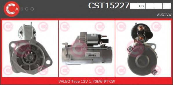 CASCO CST15227GS Стартер