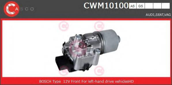 CASCO CWM10100AS Двигатель стеклоочистителя