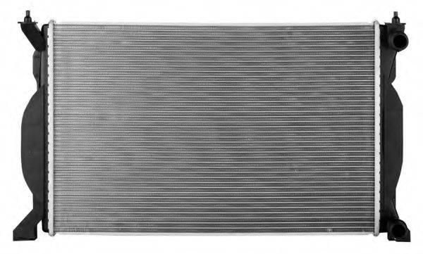SPECTRA PREMIUM CU2557 Радиатор, охлаждение двигателя