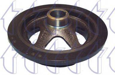 TRICLO 423283 Ременный шкив, коленчатый вал