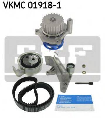 SKF VKMC019181 Водяной насос + комплект зубчатого ремня