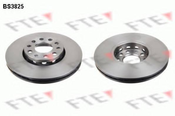FTE BS3825 Тормозной диск