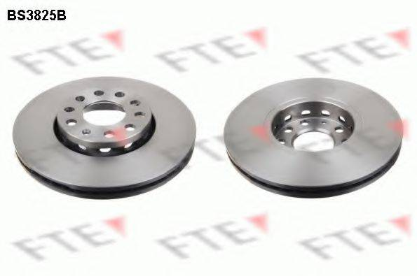 FTE BS3825B Тормозной диск