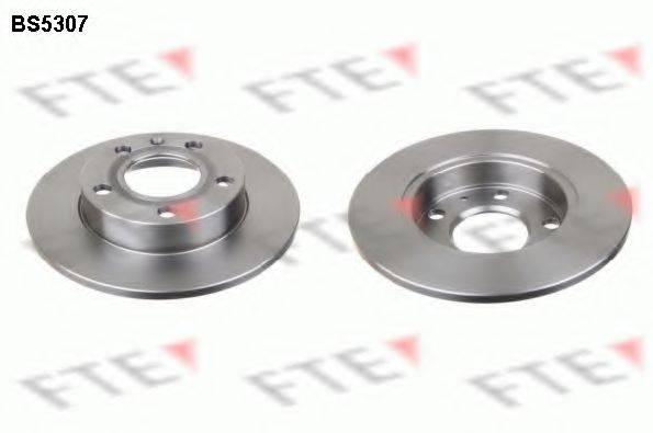 FTE BS5307 Тормозной диск