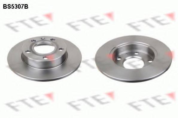 FTE BS5307B Тормозной диск