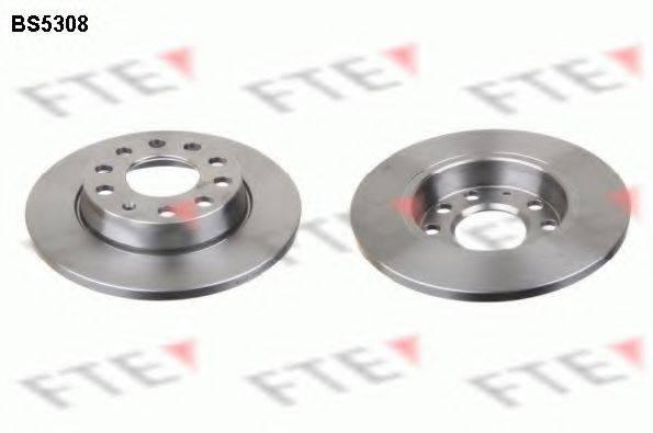 FTE BS5308 Тормозной диск