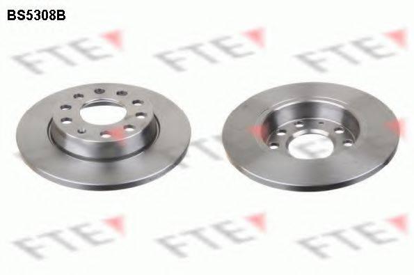 FTE BS5308B Тормозной диск