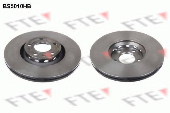 FTE BS5010HB Тормозной диск