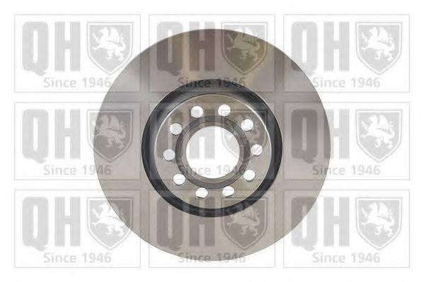 QUINTON HAZELL BDC5010 Тормозной диск