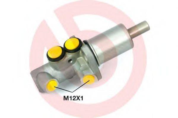 BREMBO M85004 Главный тормозной цилиндр