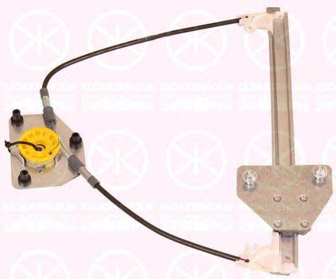 KLOKKERHOLM 00191902 Подъемное устройство для окон