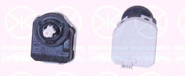 KLOKKERHOLM 75140060A1 Регулировочный элемент, регулировка угла наклона фар