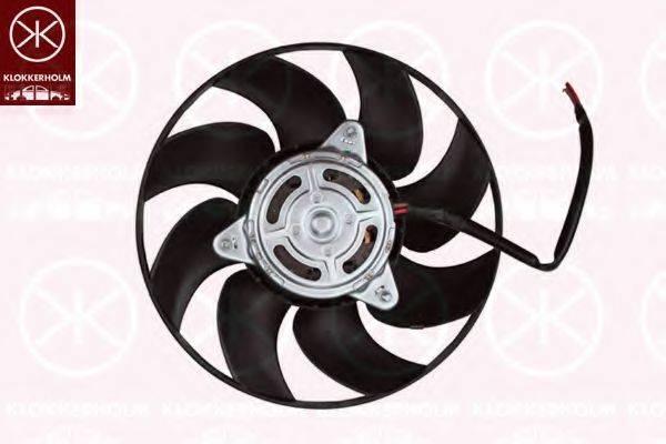 KLOKKERHOLM 00192604 Вентилятор, охлаждение двигателя