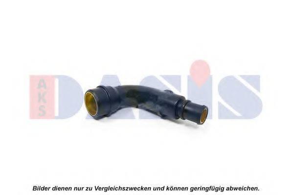 AKS DASIS 045022N Шланг, вентиляция картера