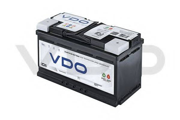 VDO A2C59520013D Стартерная аккумуляторная батарея; Стартерная аккумуляторная батарея