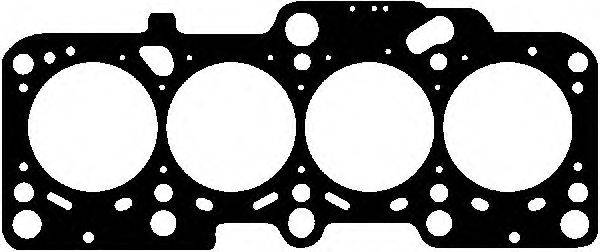 GLASER H5046800 Прокладка, головка цилиндра