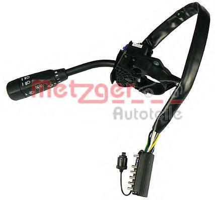 METZGER 0916143 Переключатель указателей поворота; Переключатель стеклоочистителя; Выключатель на колонке рулевого управления