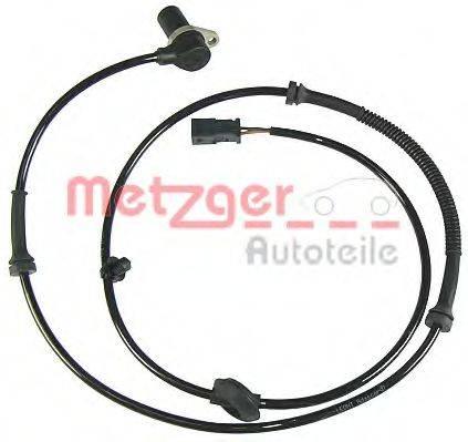 METZGER 0900513 Датчик, частота вращения колеса