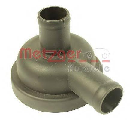 METZGER 2385007 Клапан, отвода воздуха из картера