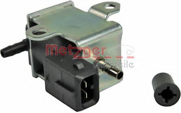 METZGER 0892197 Клапан, система вторичного воздуха; Клапан, управление рециркуляция ОГ; Клапан, управление воздуха-впускаемый воздух; Переключающийся вентиль, перекл. клапан (впуск.  газопровод); Переключающийся вентиль, заслонка выхлопных газов