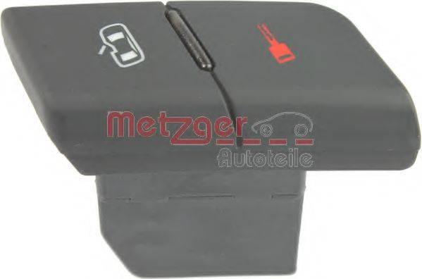 METZGER 0916299 Выключатель, фиксатор двери