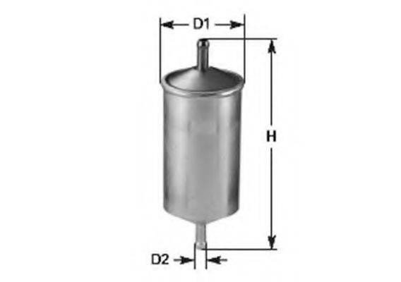 MAGNETI MARELLI 152071760693 Топливный фильтр